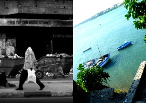 The gritty and the pretty- Mombasa, Kenya